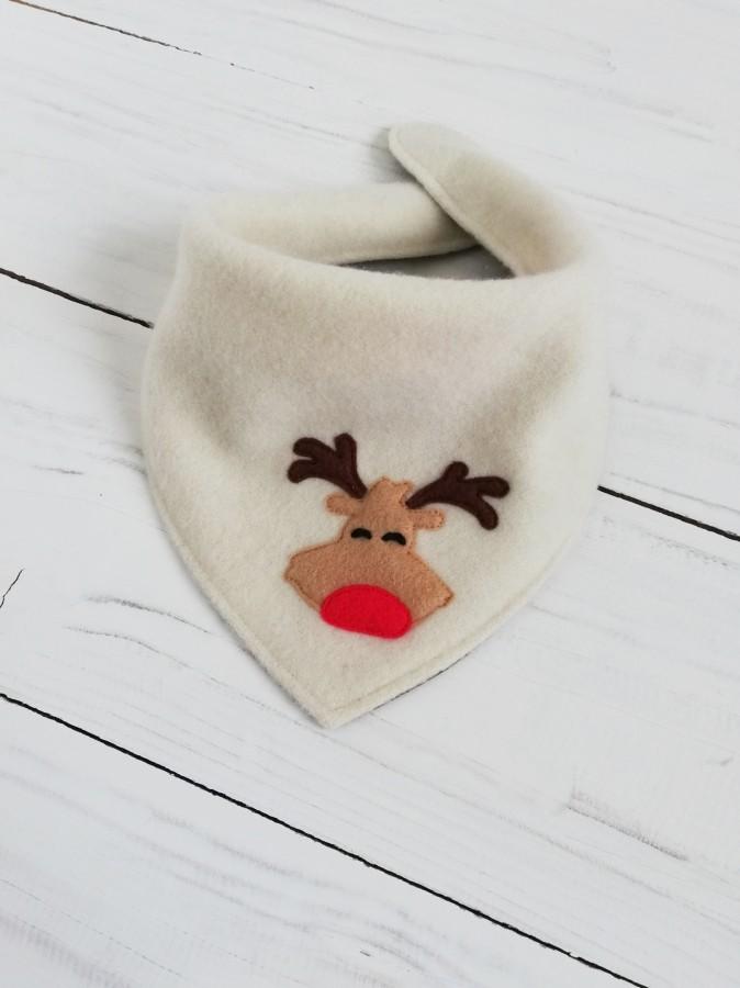 """Kašmyro vilnos kaklaskarė """"Rudolfas"""""""